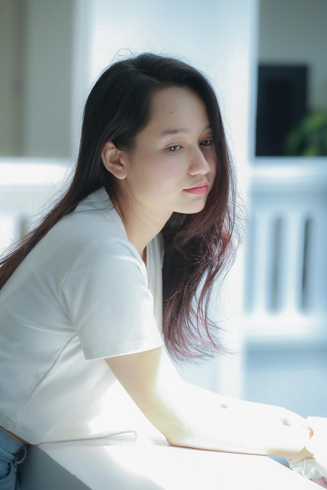Nữ chính phim Mắt Biếc học diễn xuất từ minh tinh Pháp - Ảnh 2.