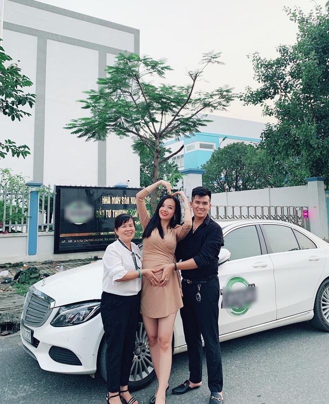 Hot girl Việt từng được đài SBS phỏng vấn khoe ảnh bầu 6 tháng, thân hình khiến tất cả bất ngờ - Ảnh 2.