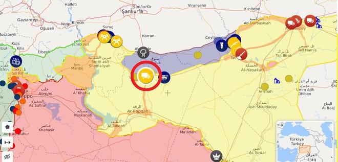 Tàu chiến, máy bay tiêm kích Nga ồ ạt xuất kích và phóng đạn ở Đông Địa Trung Hải - Syria sôi sục - Ảnh 3.