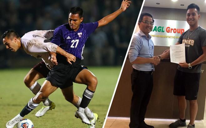 HAGL chiêu mộ Việt kiều có bằng Điều dưỡng, từng nổi danh ở giải bóng đá học đường Mỹ