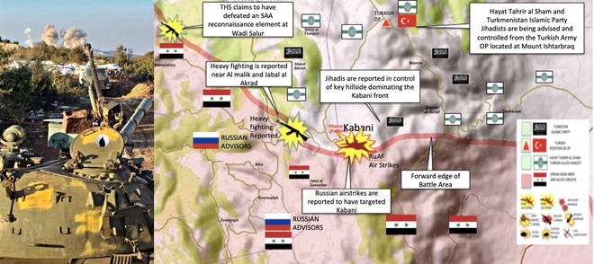 QĐ Syria tất tay ở Đồi thịt băm: Mồ chôn phiến quân hay nghĩa địa xe tăng khủng khiếp? - Ảnh 5.