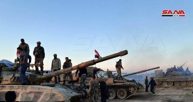 Tàu chiến, máy bay tiêm kích Nga ồ ạt xuất kích và phóng đạn ở Đông Địa Trung Hải - Syria sôi sục - Ảnh 16.