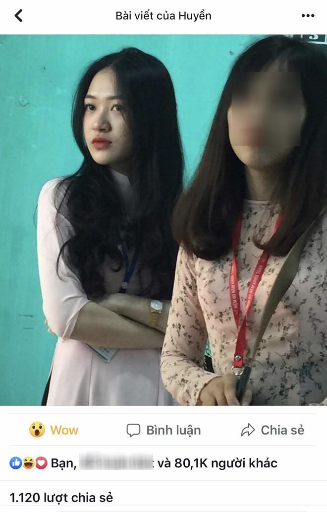 Vừa xuất hiện ở trường, nữ giáo viên đã khiến học sinh phải lén đi theo chụp ảnh - Ảnh 1.