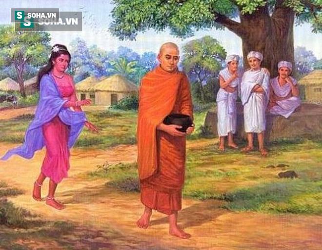 Môn đồ bị cô gái trẻ đẹp đeo bám, Đức Phật bảo cô gái làm 1 việc khiến cô gái từ bỏ ý định - Ảnh 2.