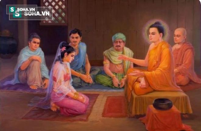 Môn đồ bị cô gái trẻ đẹp đeo bám, Đức Phật bảo cô gái làm 1 việc khiến cô gái từ bỏ ý định - Ảnh 3.