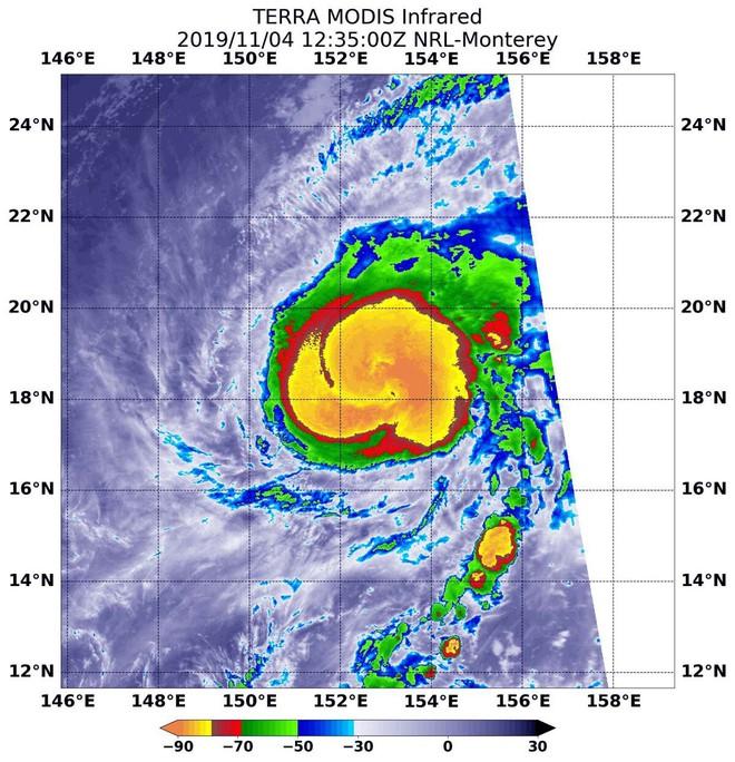Song bão nguy hiểm ở Tây Thái Bình Dương: Bão Hạ Long tăng cấp siêu bão, Biển Đông sắp hứng bão to - Ảnh 6.