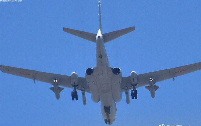 Bức ảnh hé lộ tên lửa đạn đạo mới của Trung Quốc: Mỹ bắt đầu run sợ là vừa? - Ảnh 1.