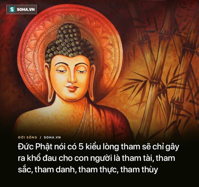 Môn đồ bị cô gái trẻ đẹp đeo bám, Đức Phật bảo cô gái làm 1 việc khiến cô gái từ bỏ ý định - Ảnh 4.