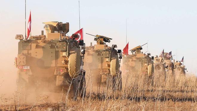 Tuyệt tác ván cờ Thổ Nhĩ Kỳ của Nga: Đỉnh cao trí tuệ ở cuộc chiến khốc liệt Trung Đông! - Ảnh 3.