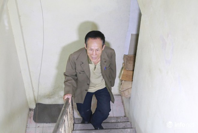 Thông tin mới nhất về ông Hiệp khùng - chủ khu nhà trọ bị cháy hồi năm ngoái - Ảnh 4.