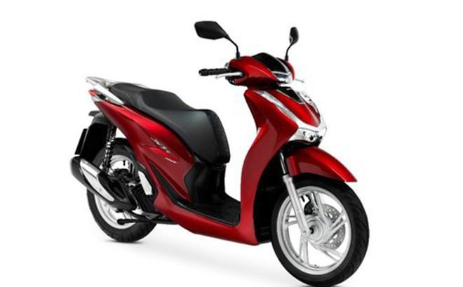 Honda SH ra phiên bản mới, giá tăng mạnh