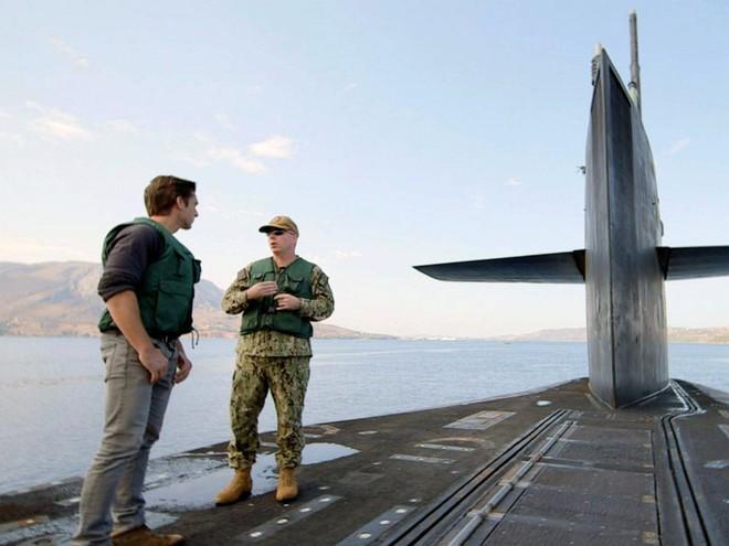 Chuẩn Đô đốc HQ Mỹ: 100 tên lửa hành trình Tomahawk luôn sẵn sàng khai hỏa nếu Nga gây hấn - Ảnh 2.