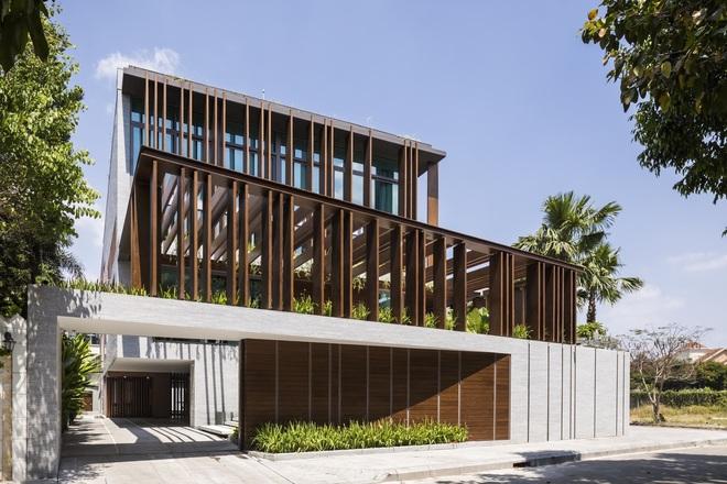 Tạp chí kiến trúc hàng đầu của Mỹ giới thiệu loạt 6 công trình Việt Nam - Ảnh 1.