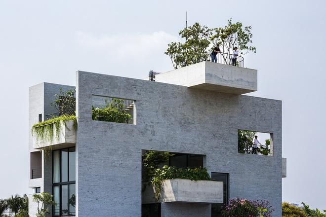Tạp chí kiến trúc hàng đầu của Mỹ giới thiệu loạt 6 công trình Việt Nam - Ảnh 2.