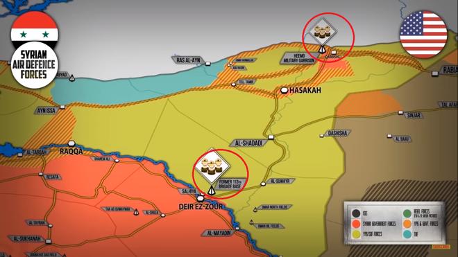 Tàu chiến Nga nã pháo rung chuyển Địa Trung Hải, quân cảnh ở Syria bị tấn công tới tấp - Người Kurd trở cờ - Ảnh 12.