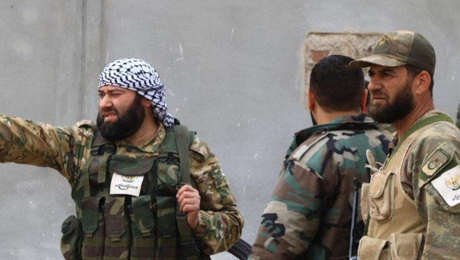 Đại chiến Syria: Người Kurd và QĐ Syria đối đầu đạo quân quỷ dữ theo chân lính Thổ? - ảnh 4