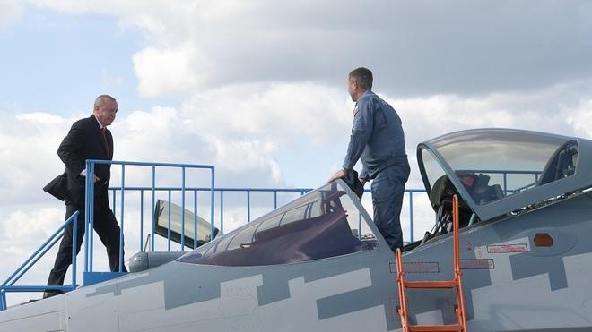 Môi giới quyền lực giúp Nga vừa bán Su-35 vừa hậu thuẫn Syria: Tuyên bố bất ngờ của Thổ - Ảnh 2.