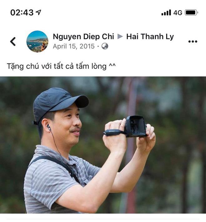 BTV Diệp Chi chia sẻ xúc động về 'chuyến xe cuối' tiễn đạo diễn Lý Hải Thanh - Ảnh 2.
