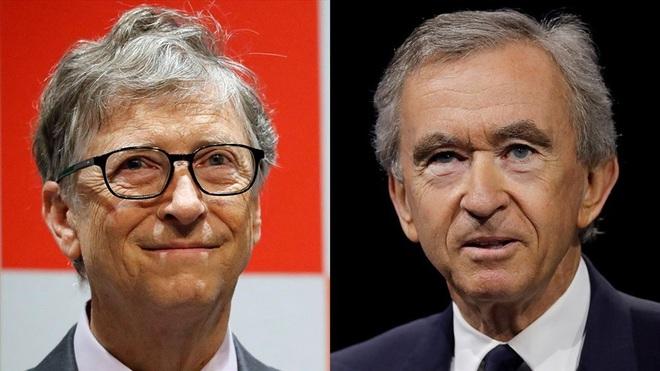 Giàu hơn tỉ phú Bill Gates, ông chủ LVMH nhiều tiền đến mức nào? - Ảnh 1.