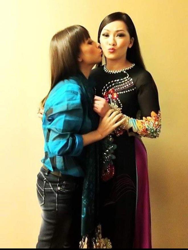 Tình bạn bền đẹp của 2 nữ hoàng bolero Như Quỳnh - Phi Nhung - Ảnh 3.
