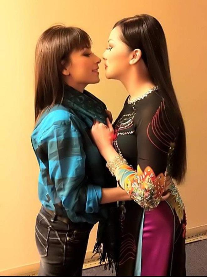 Tình bạn bền đẹp của 2 nữ hoàng bolero Như Quỳnh - Phi Nhung - Ảnh 4.