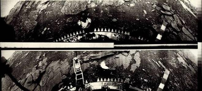 Những hình ảnh bề mặt sao Kim đầu tiên từ hành trình lịch sử Venera - Ảnh 3.