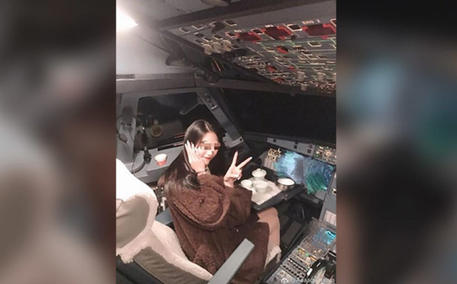 """Vụ phi công bị cấm bay cả đời: Hậu quả thảm khốc và khó lường khi đưa """"mỹ nhân"""" vào buồng lái"""