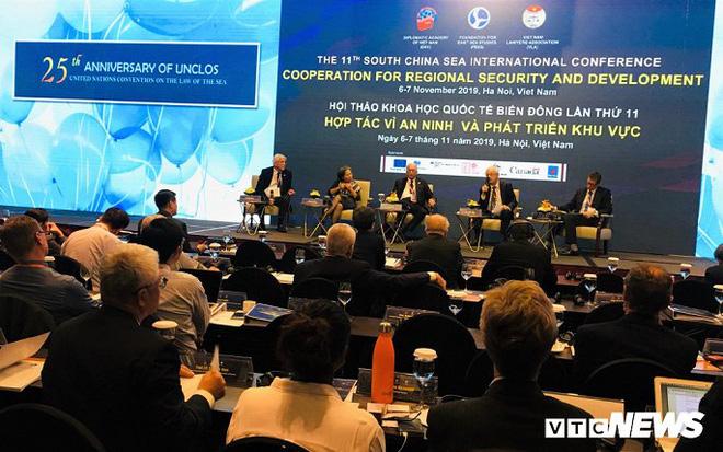 Năm điểm mới của Hội thảo Khoa học Quốc tế Biển Đông lần thứ 11 - Ảnh 2.