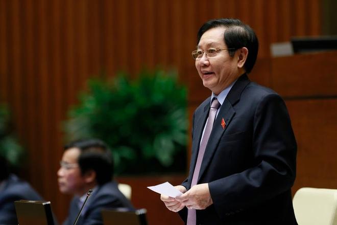 Bộ trưởng Nội vụ Lê Vĩnh Tân: Tôi sẽ làm bản tự kiểm điểm gửi Thủ tướng vào tháng 12 - Ảnh 1.