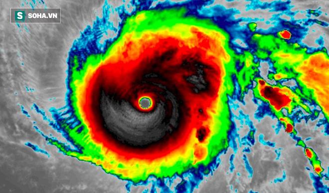 Bão số 6 giật cấp 15: Khó dự báo vì siêu bão 'quái vật' Hạ Long; bão có thể mạnh hơn nữa - ảnh 3
