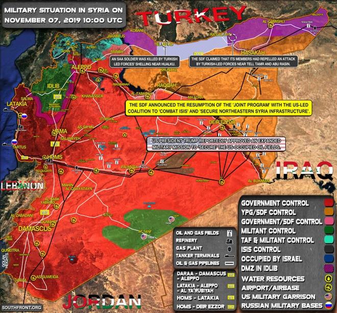 Bị Nga tóm sống tên lửa tối tân, tổn thất cực lớn với Mỹ và Israel - Moscow ra một đòn chết 3 - Ảnh 9.