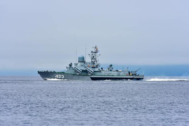 Nga nâng cấp hàng loạt tàu tên lửa Nanuchka cho Hạm đội Thái Bình Dương - Ảnh 2.