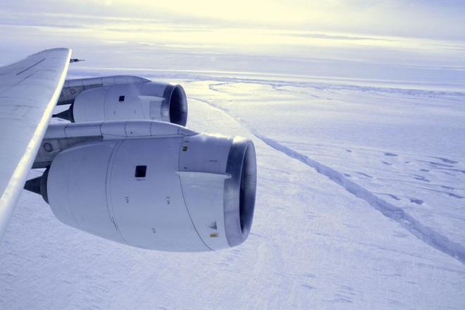 Những hình ảnh đáng báo động về sự biến mất của các dòng sông băng - Ảnh 12.