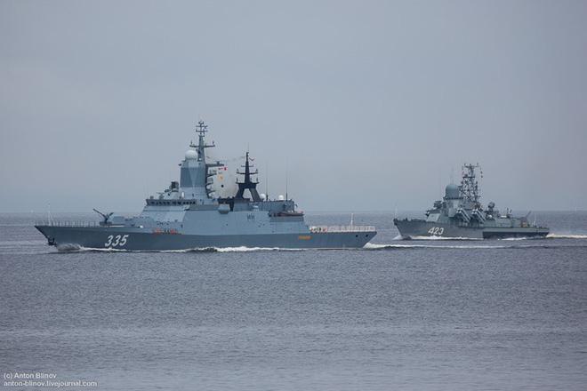 Nga nâng cấp hàng loạt tàu tên lửa Nanuchka cho Hạm đội Thái Bình Dương - Ảnh 3.