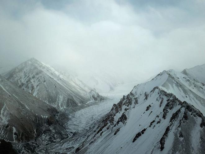 Những hình ảnh đáng báo động về sự biến mất của các dòng sông băng - Ảnh 4.
