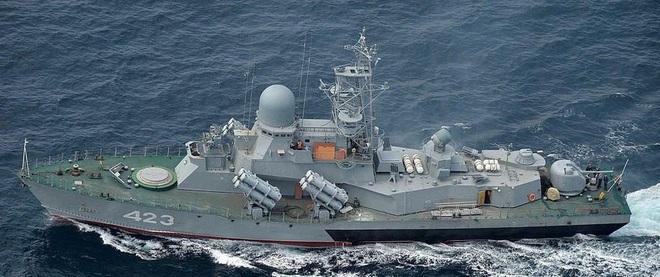 Nga nâng cấp hàng loạt tàu tên lửa Nanuchka cho Hạm đội Thái Bình Dương - Ảnh 4.