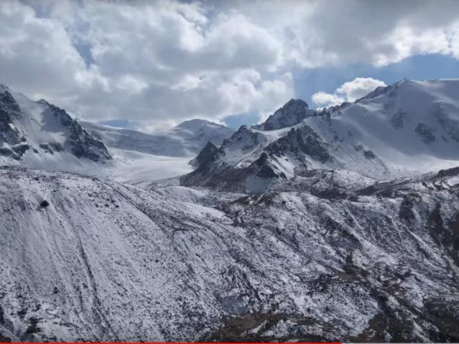 Những hình ảnh đáng báo động về sự biến mất của các dòng sông băng - Ảnh 5.