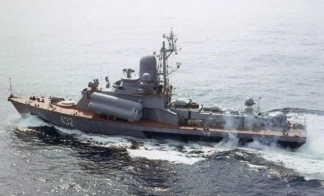 Nga nâng cấp hàng loạt tàu tên lửa Nanuchka cho Hạm đội Thái Bình Dương - Ảnh 5.