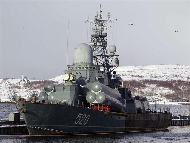 Nga nâng cấp hàng loạt tàu tên lửa Nanuchka cho Hạm đội Thái Bình Dương - Ảnh 6.