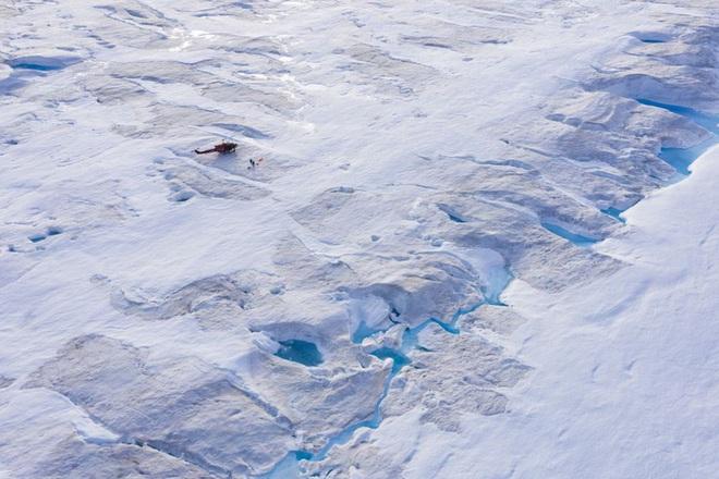 Những hình ảnh đáng báo động về sự biến mất của các dòng sông băng - Ảnh 7.