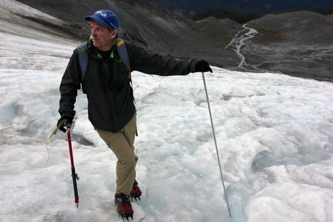 Những hình ảnh đáng báo động về sự biến mất của các dòng sông băng - Ảnh 8.