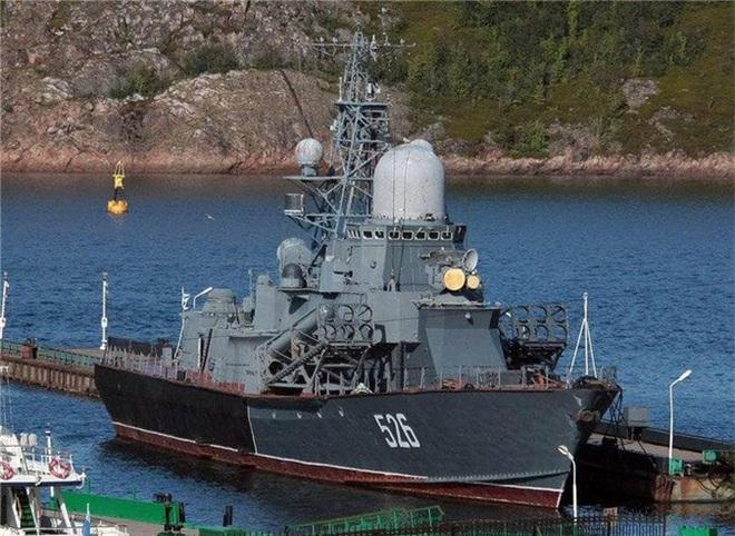 Nga nâng cấp hàng loạt tàu tên lửa Nanuchka cho Hạm đội Thái Bình Dương - Ảnh 9.