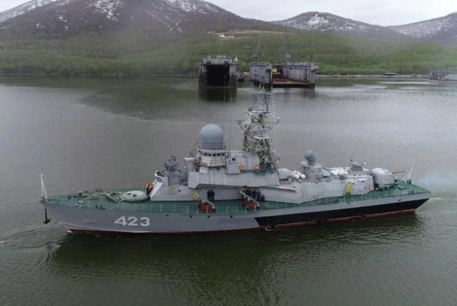 Nga nâng cấp hàng loạt tàu tên lửa Nanuchka cho Hạm đội Thái Bình Dương - Ảnh 10.