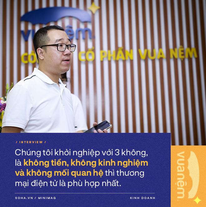 CEO Vua Nệm: Chúng tôi sẽ thống trị ít nhất là ở thị trường Đông Nam Á - Ảnh 3.