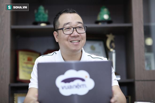 CEO Vua Nệm: Chúng tôi sẽ thống trị ít nhất là ở thị trường Đông Nam Á - Ảnh 7.