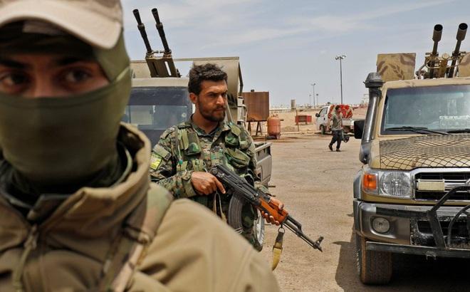 Ai được hưởng lợi từ các giếng dầu mà Mỹ kiểm soát ở Syria?