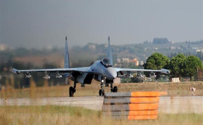 Không quân Nga tăng cường các cuộc tuần tra trên không phận Syria
