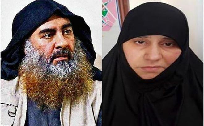 Tự nguyện khai sạch mọi bí mật động trời của IS, vợ trùm khủng bố Baghdadi khiến chồng mất mạng?