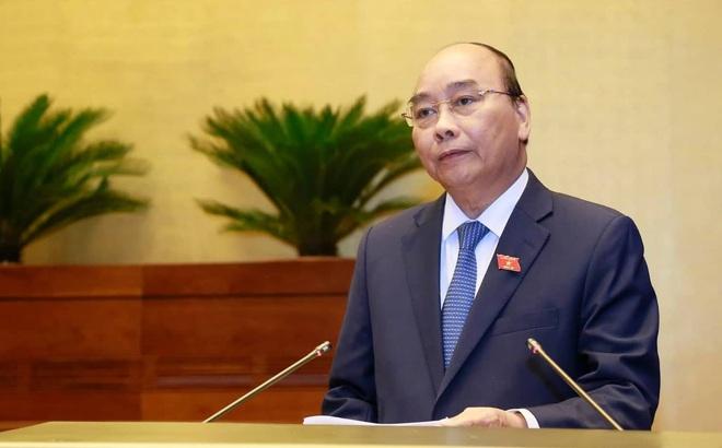 Thủ tướng trả lời chất vấn về an ninh nước sạch cho dân