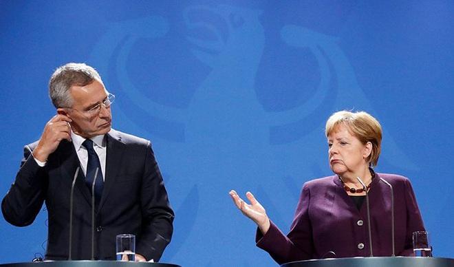 Đằng sau tuyên bố NATO 'chết não' của Tổng thống Pháp Macron - Ảnh 2.